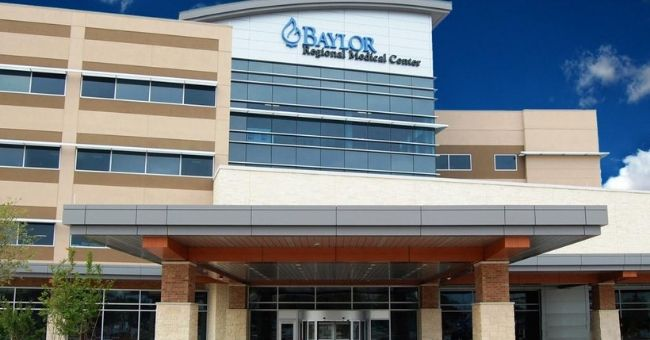 Baylor Grapevine Grand Opening