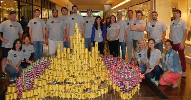 Canstruction 2013
