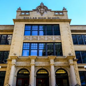 Old Dallas High School
