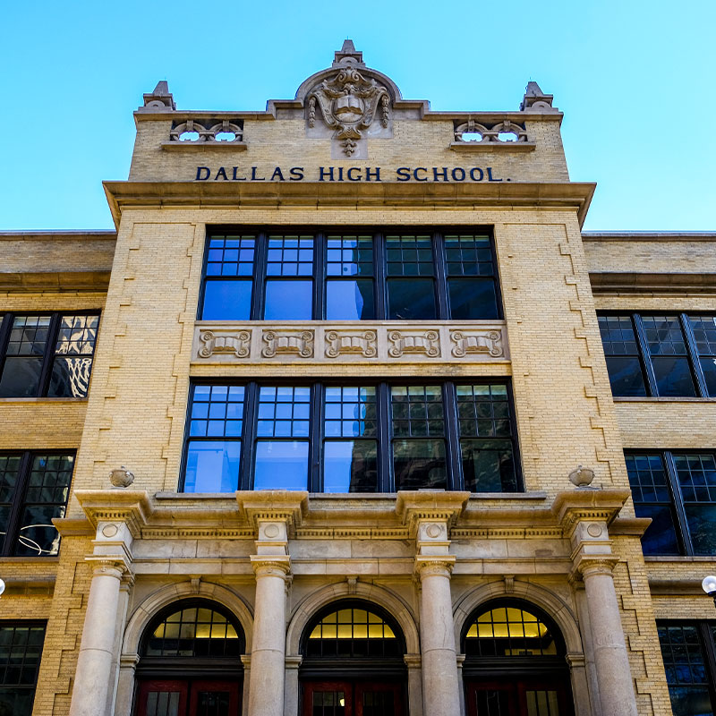 RLG Old Dallas High School