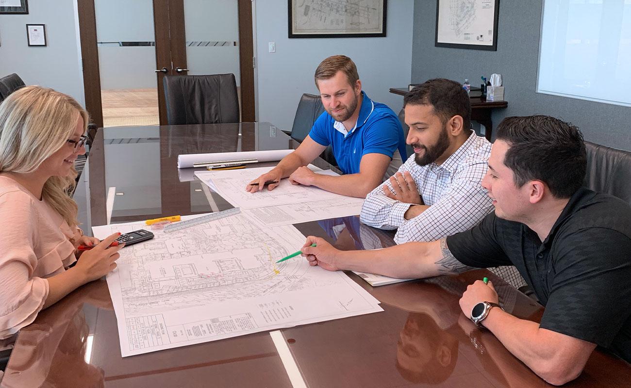 RLG Dallas Fort Worth Peoria Engineering Firm