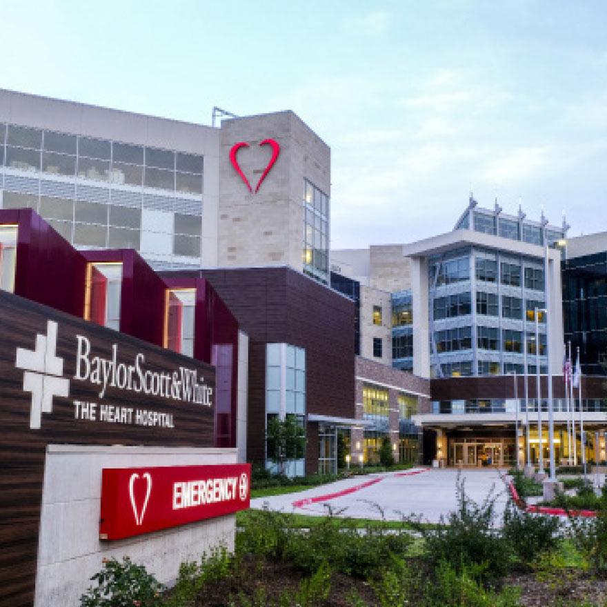 RLG Baylor Heart Hospital Plano