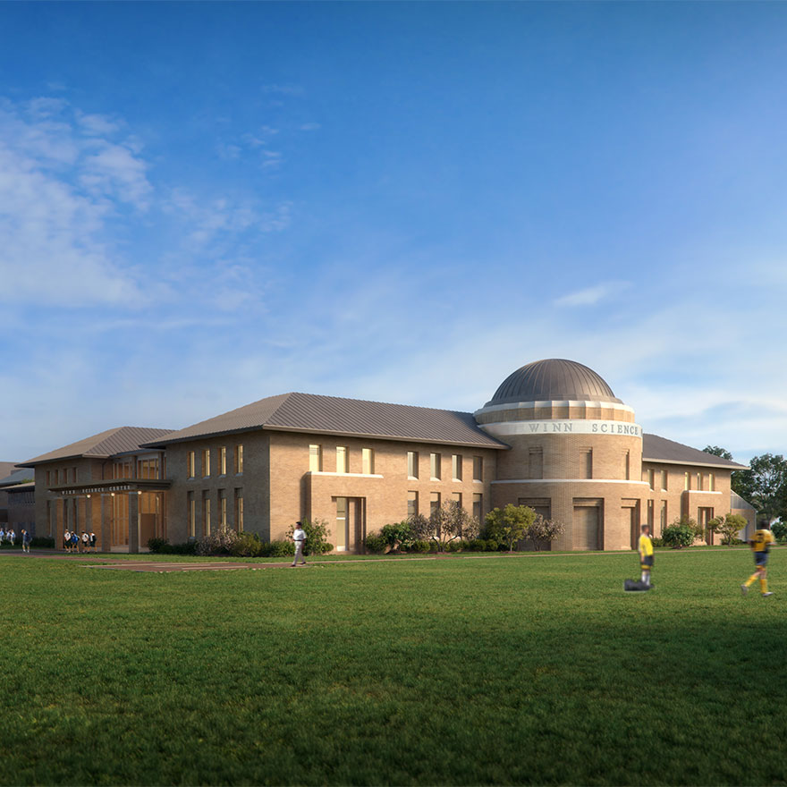RLG St. Mark's School of Texas - Winn Science Center