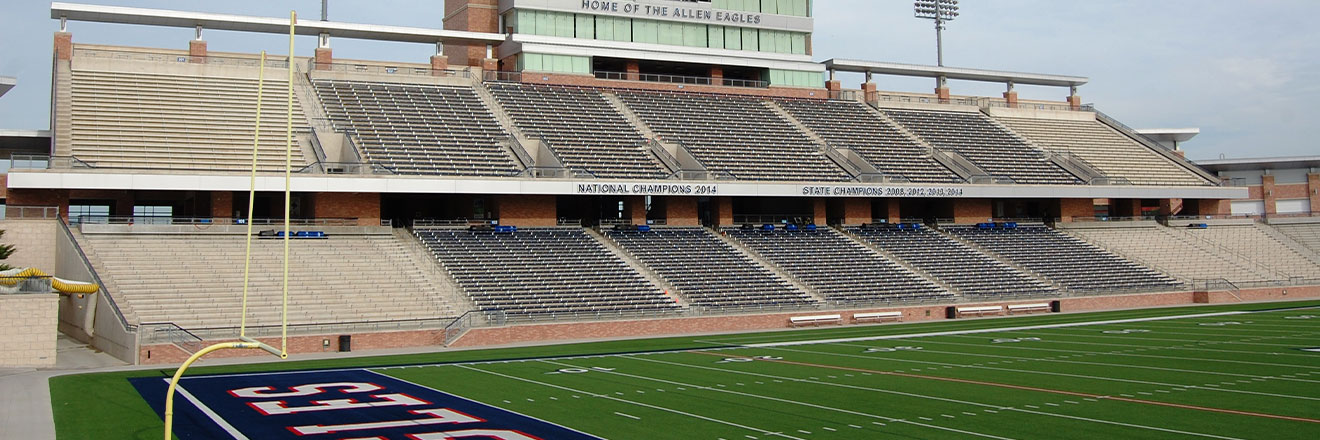 RLG Allen Stadium