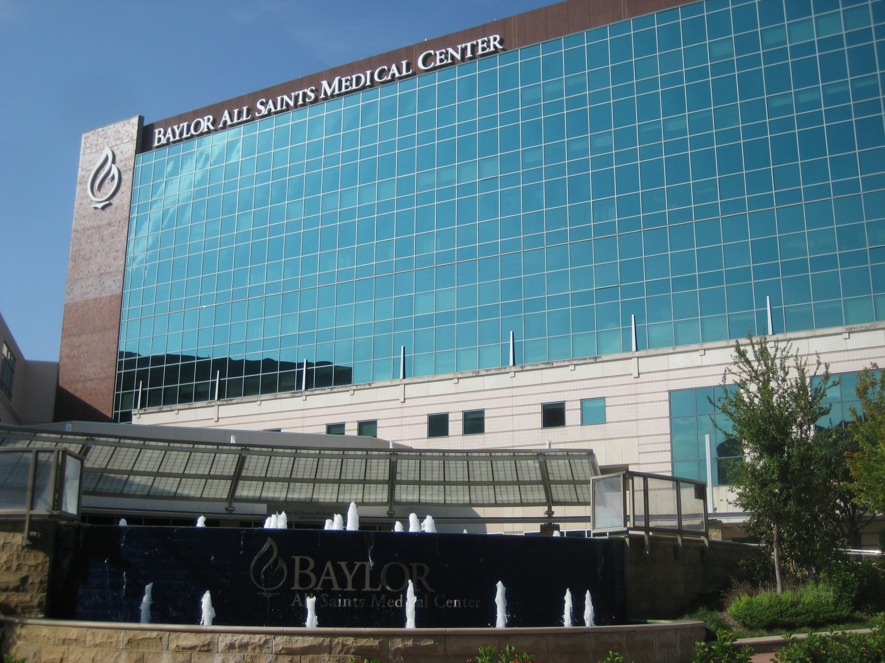 RLG Baylor All Saints Medical Center