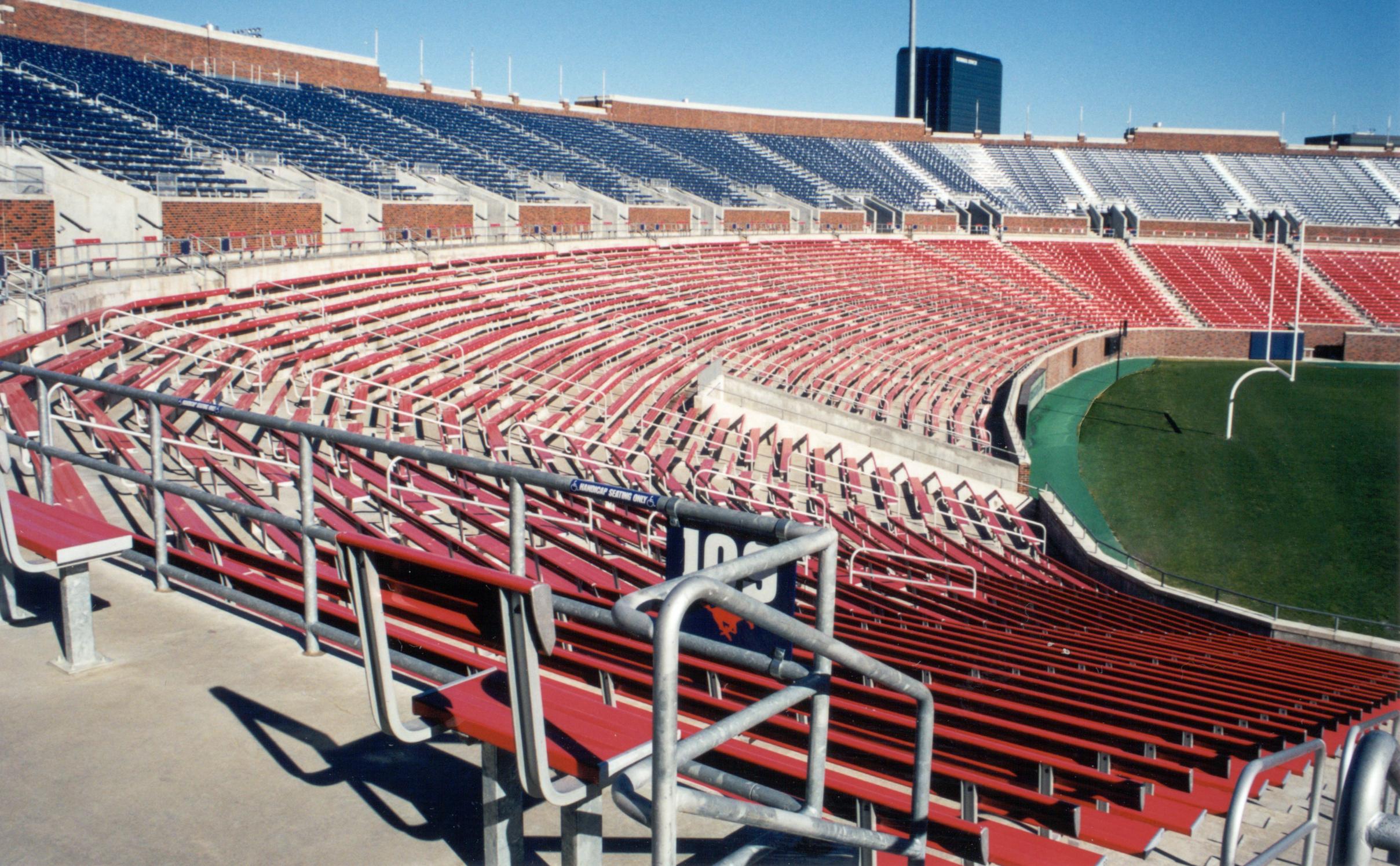RLG SMU Gerald J. Ford Stadium