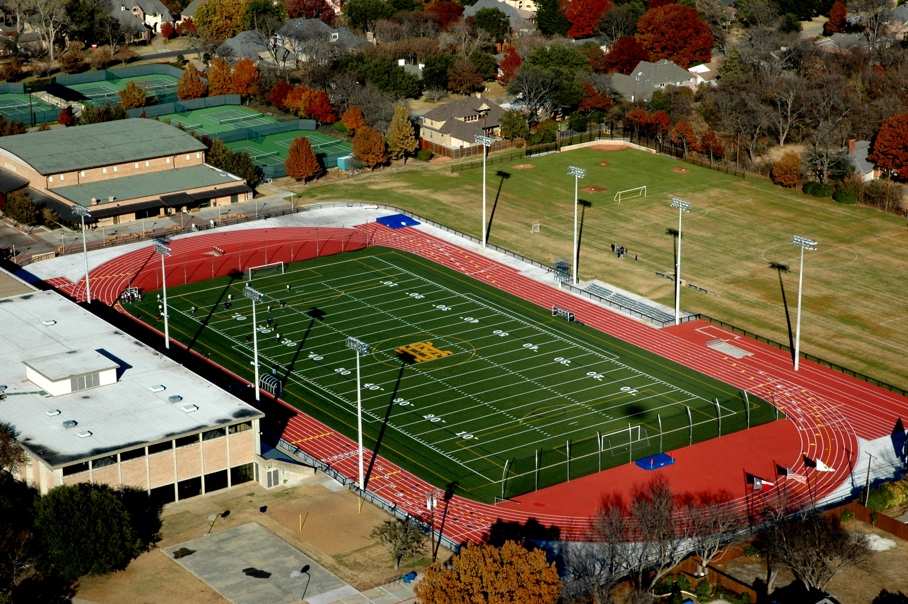 RLG St. Mark's Athletic Field