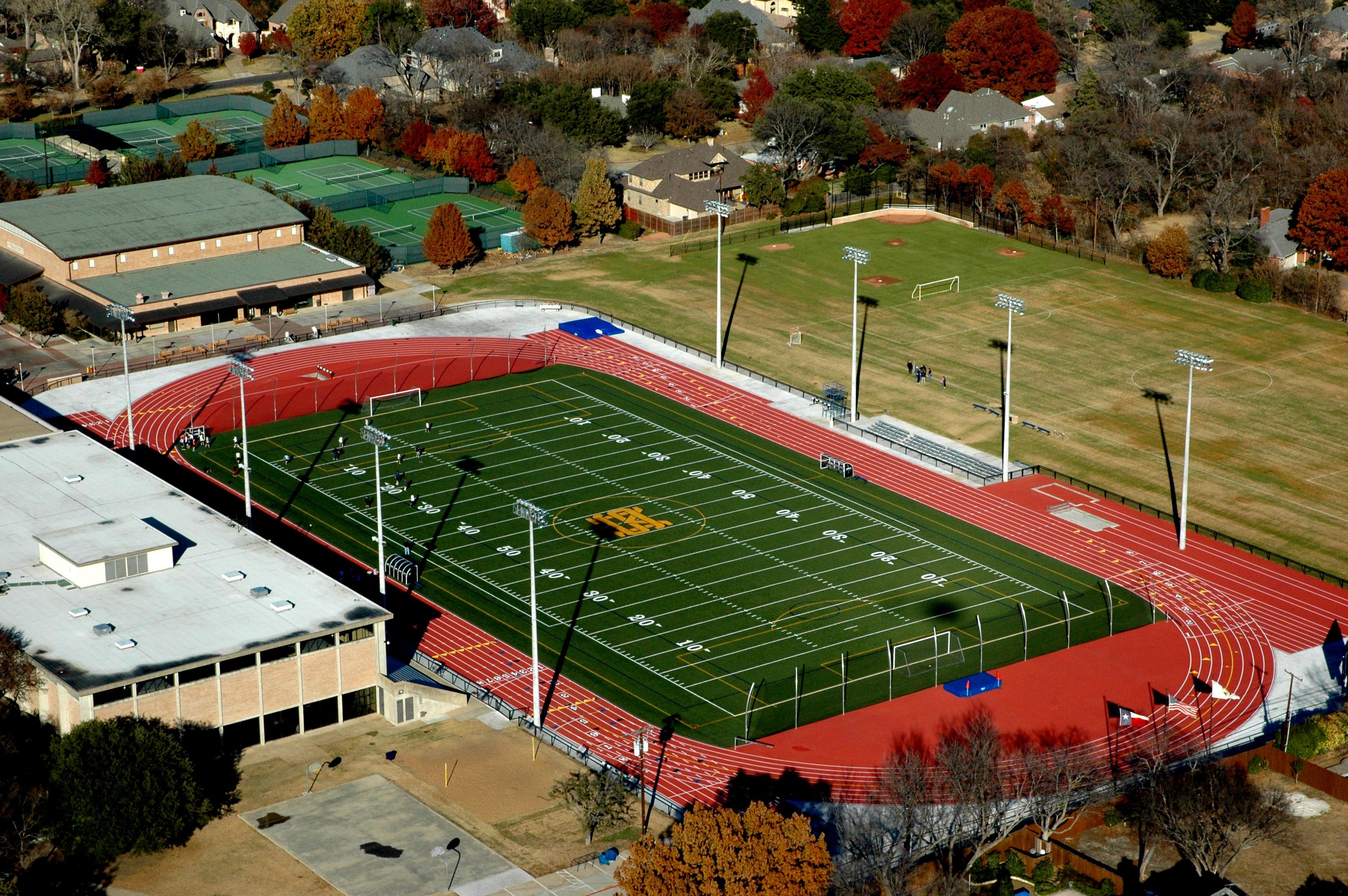 RLG St. Mark's Athletic Field
