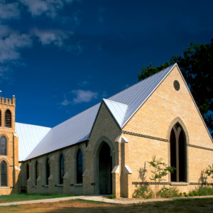 RlG's project Calvary Episcopal Church addition and Renovation