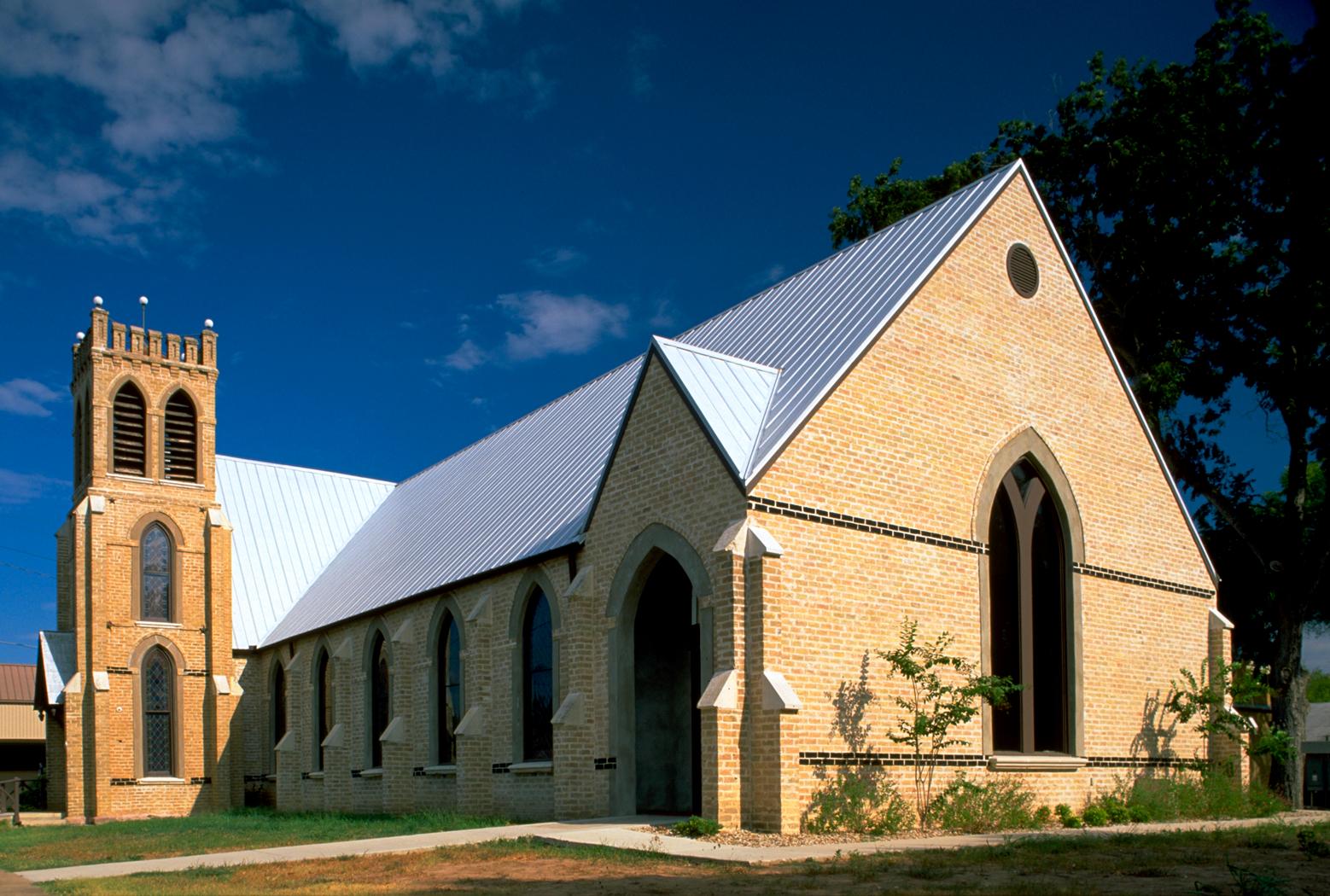 RLG's Calvary Episcopal Church Project