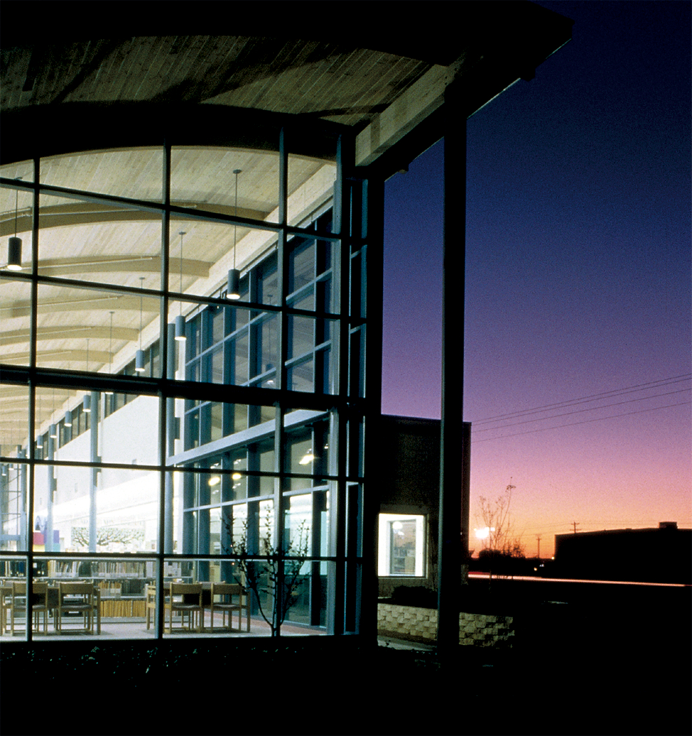College Station Library
