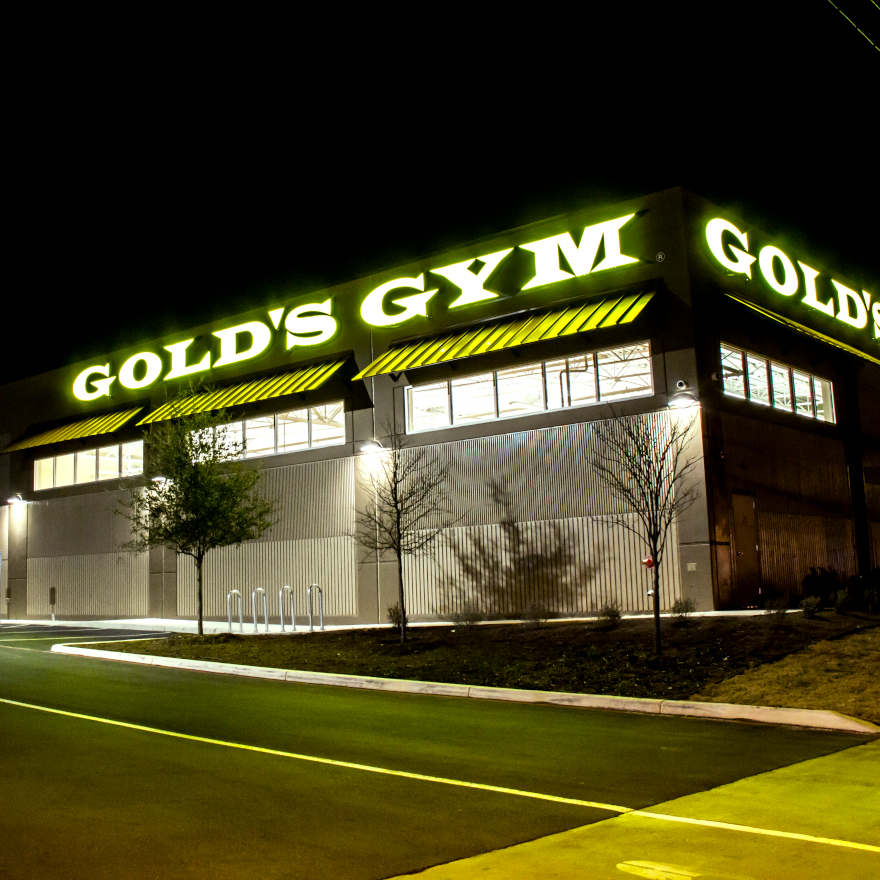 RLG's Gold's Gym Project