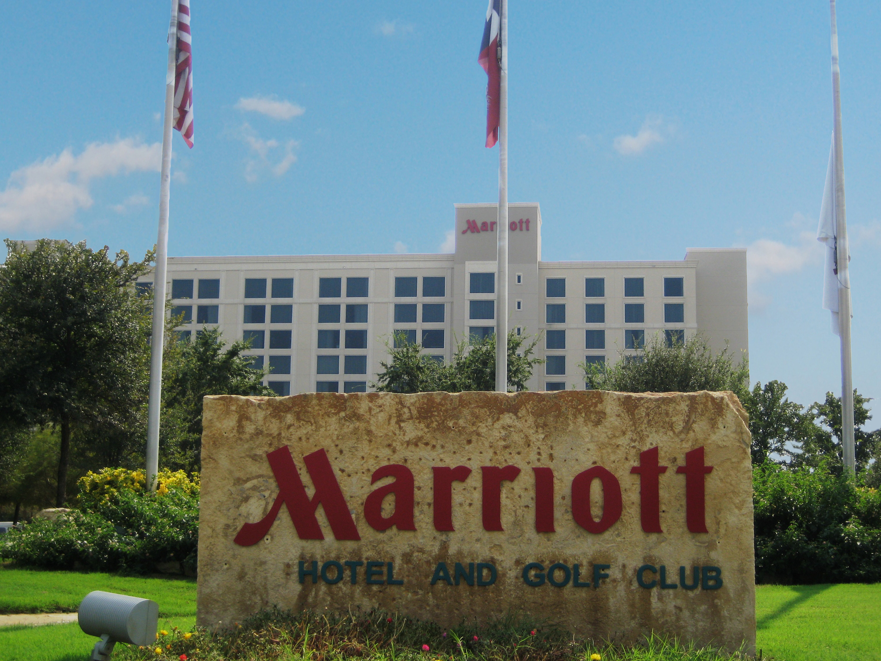 DFW Marriott Hotel and Golf Club