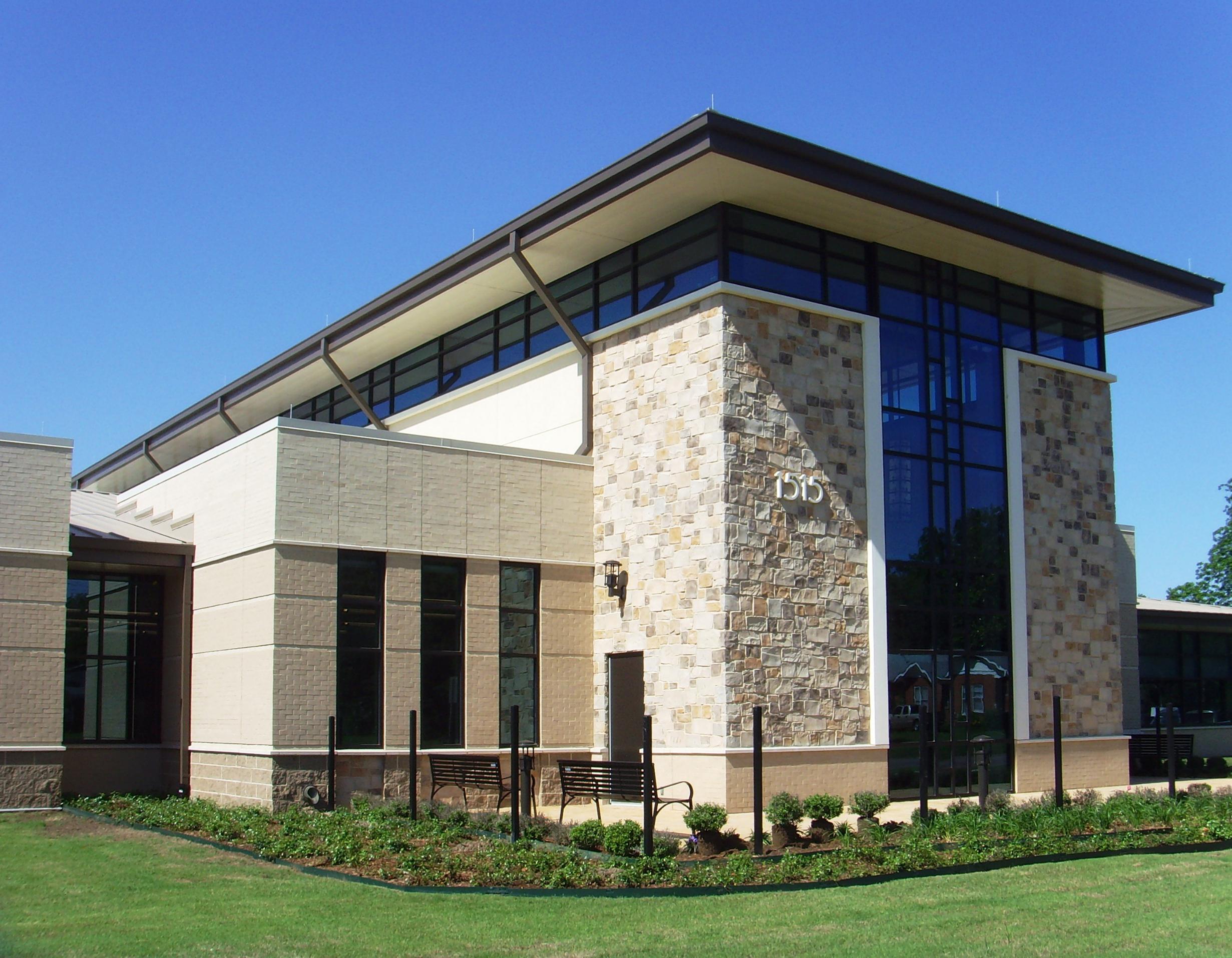 RLG Donald W. Reynolds Library