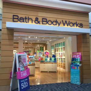 RLG's Bath & Body Works Project