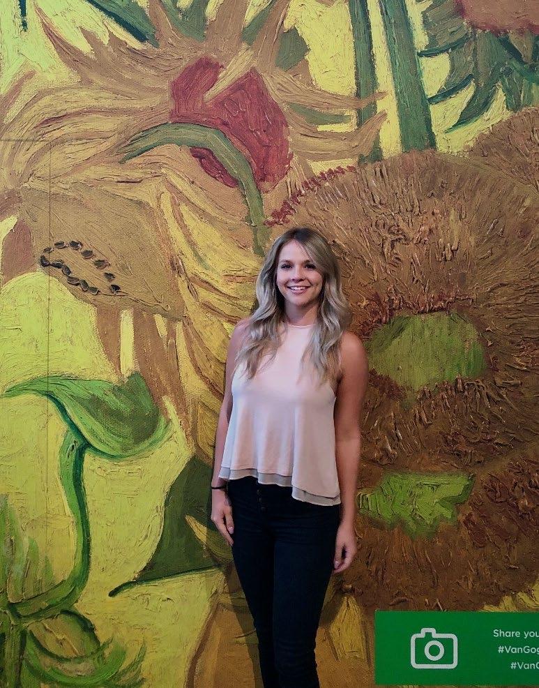 Employee Spotlight: Macey Taylor