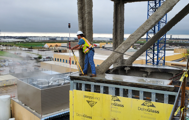 RLG Surveying Engineering Dallas Fort Worth Peoria
